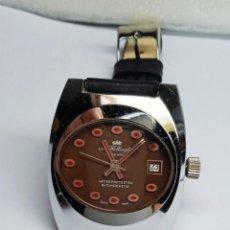 Relojes automáticos: RELOJ LORD WELLINGTON CARGA MANUAL 17 RUBIS.. Lote 228784785