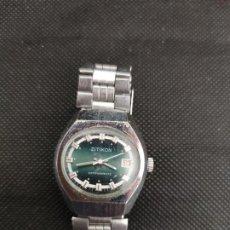 Relojes automáticos: ZITIKON, RELOJ AUTOMATICO DE SEÑORA AÑOS 70, SUIZO.. Lote 229329015