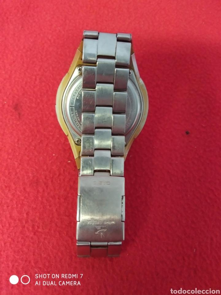 Relojes automáticos: RELOJ CASIO WAVE CEPTOR EVALUACIÓN 510 E - Foto 3 - 229505425
