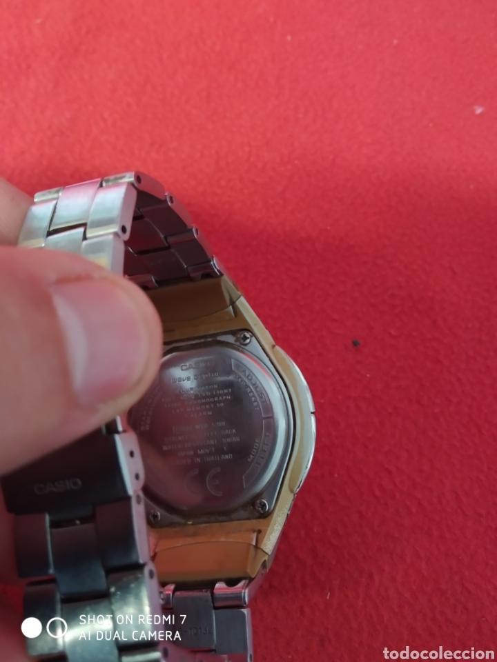 Relojes automáticos: RELOJ CASIO WAVE CEPTOR EVALUACIÓN 510 E - Foto 4 - 229505425