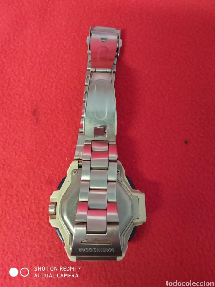 Relojes automáticos: RELOJ CASIO MARINE GEAR MRS -301 - Foto 3 - 229506540