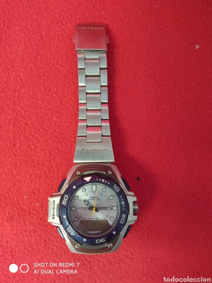 RELOJ CASIO MARINE GEAR MRS -301 (Relojes - Relojes Automáticos)
