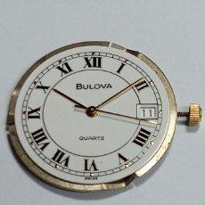 Relojes automáticos: BULOVA - 6080.10 - MOVIMIENTO CUARZO DE 1ª FUNCIONA PERFECTO - 2 FOTOS - (CD-6533). Lote 229524555