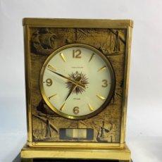 Relojes automáticos: RELOJ DE SOBREMESA ATMOS JAEGER-LE COULTRE, SWISS. AÑOS 70. FUNCIONA.. Lote 230649505
