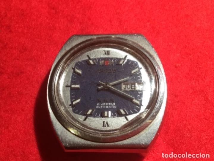 Relojes automáticos: Reloj automático Orient 21 jewels no funciona - Foto 3 - 230953565