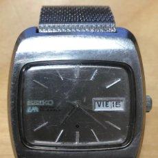 Relojes automáticos: RELOJ DE PULSERA AUTOMATICO, SEIKO LM AUTOMATIC 23 JEWELS, FUNCIONA.. Lote 231361640