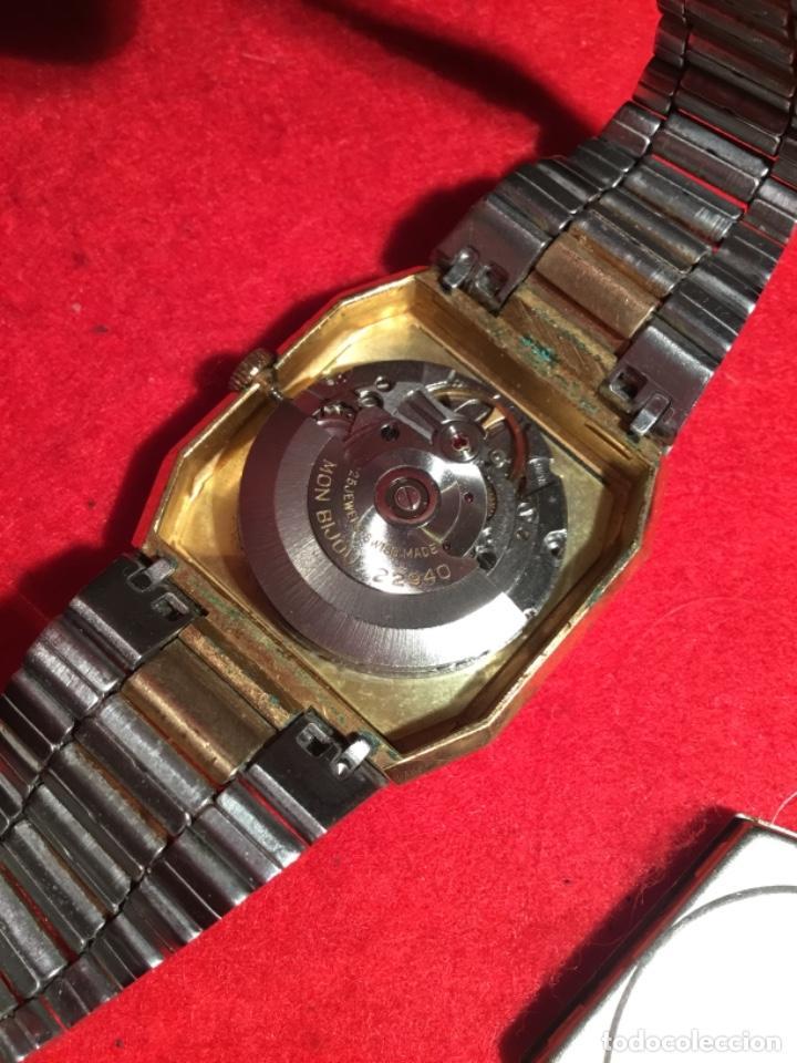 Relojes automáticos: reloj Orient automático 25 jewels Único en todo colección Trabajo especial de joyería - Foto 7 - 232549920