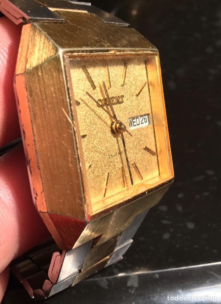 Relojes automáticos: reloj Orient automático 25 jewels Único en todo colección Trabajo especial de joyería - Foto 13 - 232549920