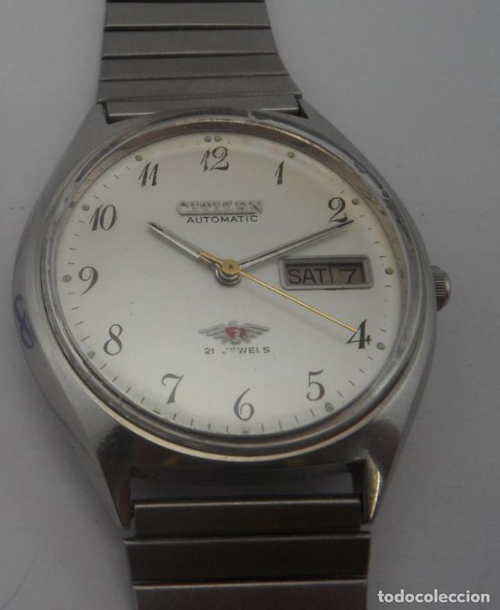 CITIZEN 8200A AUTOMATICO (Relojes - Relojes Automáticos)