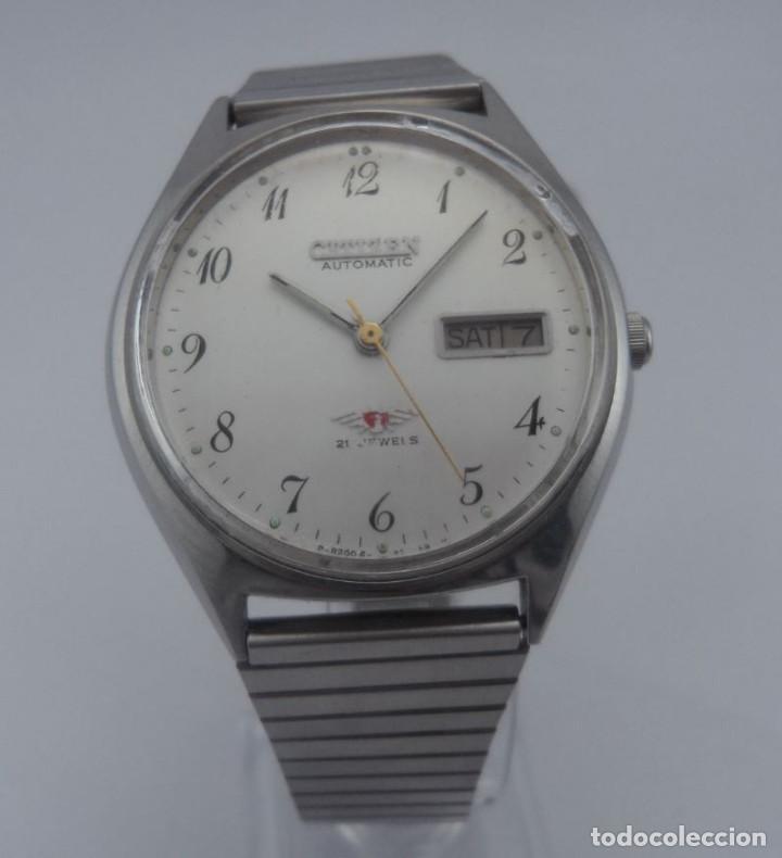 Relojes automáticos: citizen 8200A Automatico - Foto 2 - 232837410