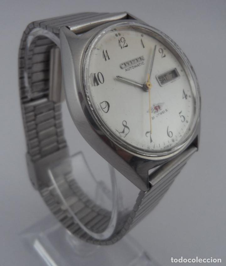 Relojes automáticos: citizen 8200A Automatico - Foto 3 - 232837410