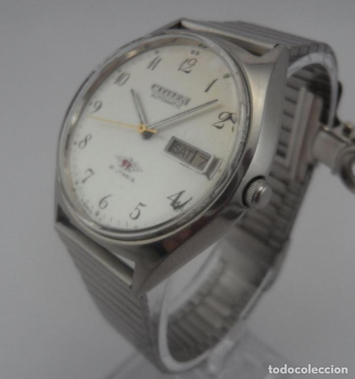 Relojes automáticos: citizen 8200A Automatico - Foto 4 - 232837410