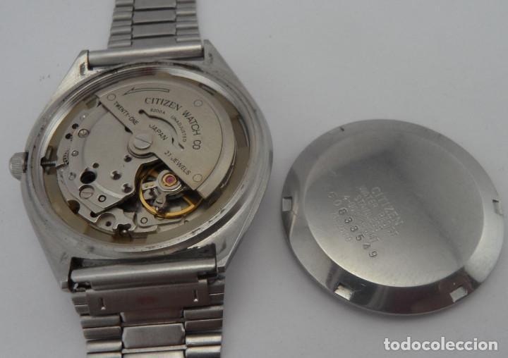 Relojes automáticos: citizen 8200A Automatico - Foto 7 - 232837410