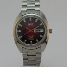 Relojes automáticos: OGIVAL AUTOMATICO CAL AS 2066. Lote 232850730