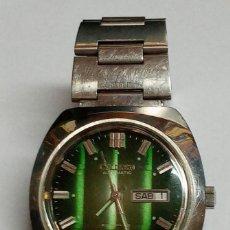 Relojes automáticos: CITIZEN CAB. AUTOMÁTICO BUEN ESTADO FUNCIONANDO - 4 -FOTOS(CD-12H14P). Lote 232950745