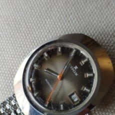 Relojes automáticos: RELOJ VINTAGE EDOX AUTOMATICO. Lote 233647445