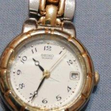 Relojes automáticos: RELOJ SEIKO AUTOMÁTICO SEÑORITA BAÑO DE ORO. Lote 234370060