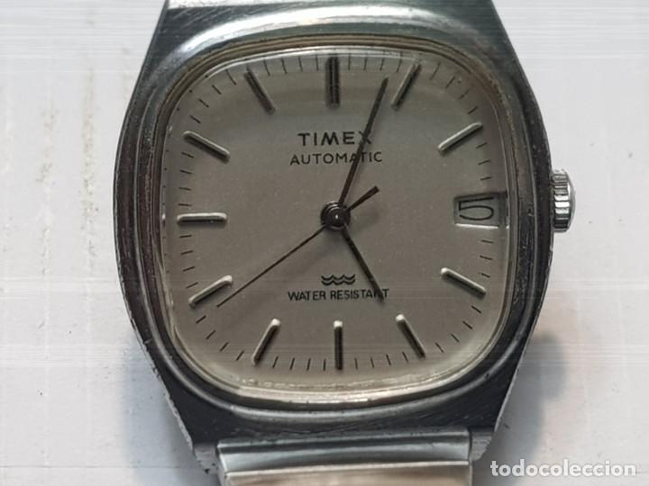 RELOJ DE CABALLERO TIMEX AUTOMÁTICO 1 JEWELS FUNCIONANDO (Relojes - Relojes Automáticos)