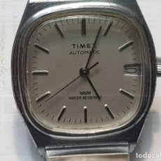 Relojes automáticos: RELOJ DE CABALLERO TIMEX AUTOMÁTICO 1 JEWELS FUNCIONANDO. Lote 234966005