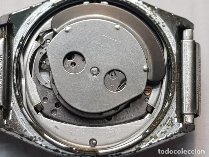 Relojes automáticos: Reloj de Caballero Timex Automático 1 Jewels funcionando - Foto 2 - 234966005