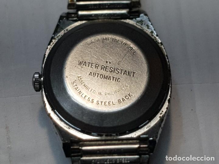 Relojes automáticos: Reloj de Caballero Timex Automático 1 Jewels funcionando - Foto 3 - 234966005