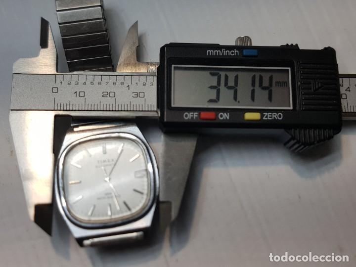 Relojes automáticos: Reloj de Caballero Timex Automático 1 Jewels funcionando - Foto 5 - 234966005