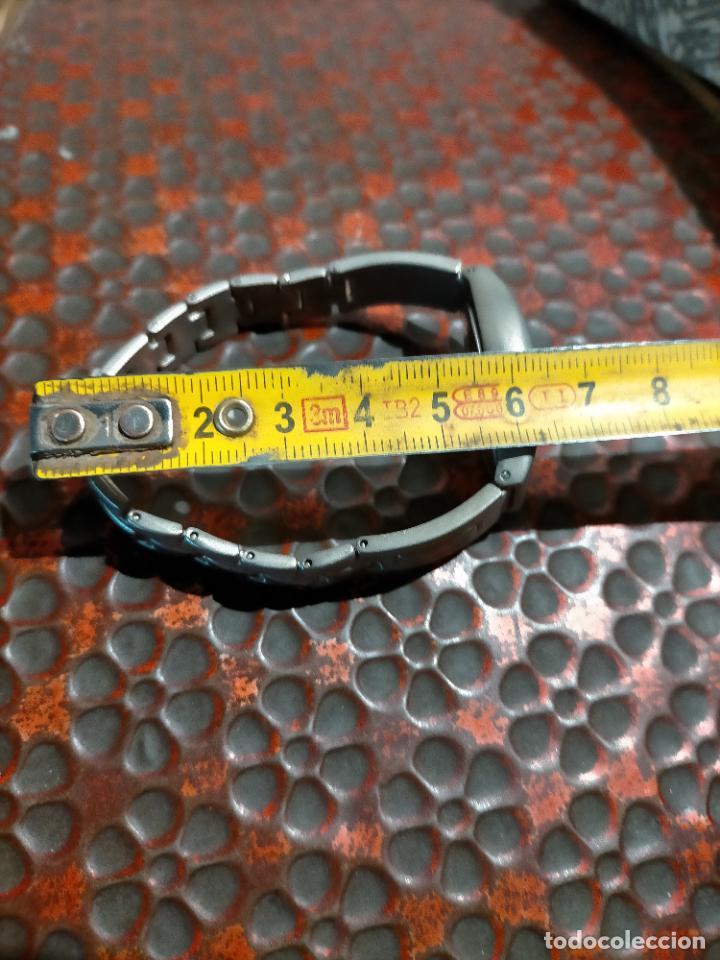 Relojes automáticos: Antiguo reloj marca Bernamá con esfera con forma oval para señora años 90 - Foto 8 - 235162600