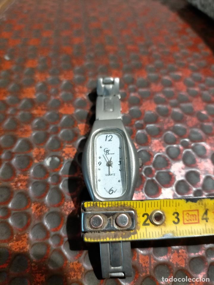 Relojes automáticos: Antiguo reloj marca Bernamá con esfera con forma oval para señora años 90 - Foto 9 - 235162600