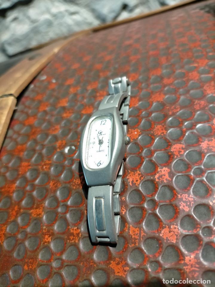Relojes automáticos: Antiguo reloj marca Bernamá con esfera con forma oval para señora años 90 - Foto 10 - 235162600