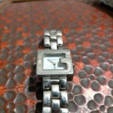 Relojes automáticos: ANTIGUO RELOJ MARCA CUECI CUARTZ CON ESFERA CUADRADA PARA SEÑORA AÑOS 90. Lote 235163265