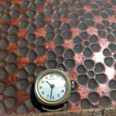 Relojes automáticos: ANTIGUO RELOJ MARCA FRESARD CON ESFERA REDONDA Y CUADRADA PARA SEÑORA AÑOS 40-50. Lote 235163995