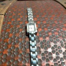 Relojes automáticos: ANTIGUO RELOJ MARCA CHAUMENT CON ESFERA CUADRADA PARA SEÑORA AÑOS 80. Lote 235164875