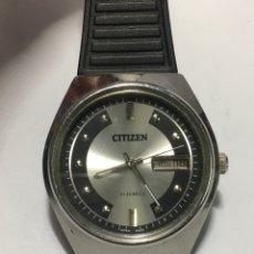 Relojes automáticos: RELOJ CITIZEN AUTOMÁTICO 21 JEWELS ESFERA ESPECIAL. Lote 235815080