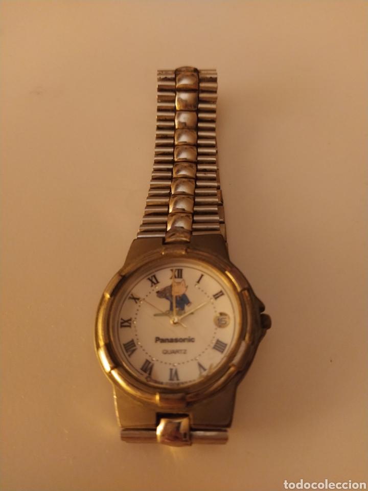 RELOJ PANASONIC COBI 92 (Relojes - Relojes Automáticos)