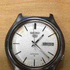 Relojes automáticos: ANTIGUO RELOJ DE PULSERA, SEIKO 5 AUTOMATIC.. Lote 236334155