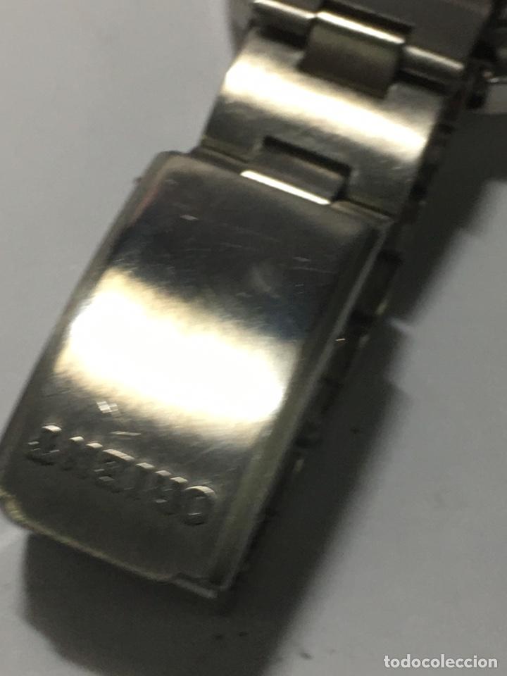 Relojes automáticos: RELOJ ORIENT-AUTOMATICO. AÑOS 70. CORONA ESTERIOR CHPADA RARA - Foto 4 - 236507740