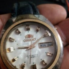 Relojes automáticos: RELOJ CABALLERO ORIENT.AUTOMATIC TGP. Lote 236528105