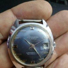 Relojes automáticos: RELOJ CABALLERO LORD WELLINGTON.VINTAGE. Lote 236596410