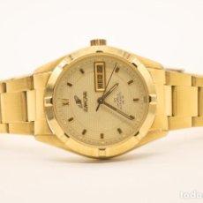 Relojes automáticos: RELOJ ENICAR AUTOMATICO 1990. Lote 236602975