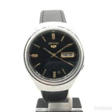 Relojes automáticos: RELOJ VINTAGE AUTOMÁTICO SEIKO 5 1980. Lote 236621710