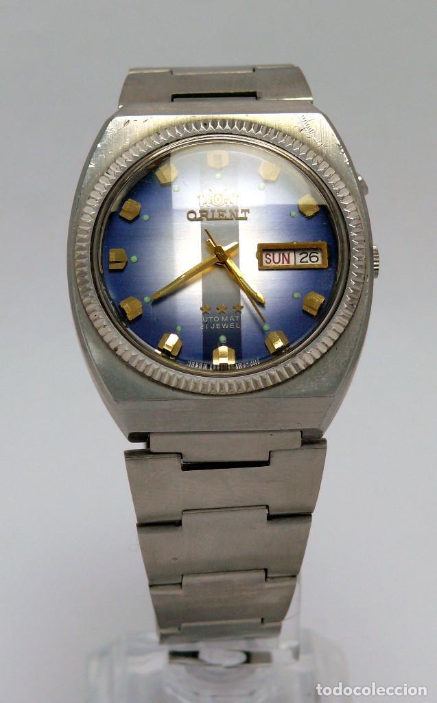 RELOJ ORIENT AUTOMATICO CAL. 46963 (Relojes - Relojes Automáticos)