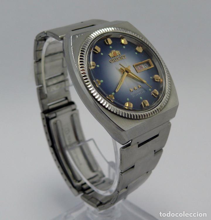 Relojes automáticos: Reloj ORIENT automatico cal. 46963 - Foto 2 - 236626570