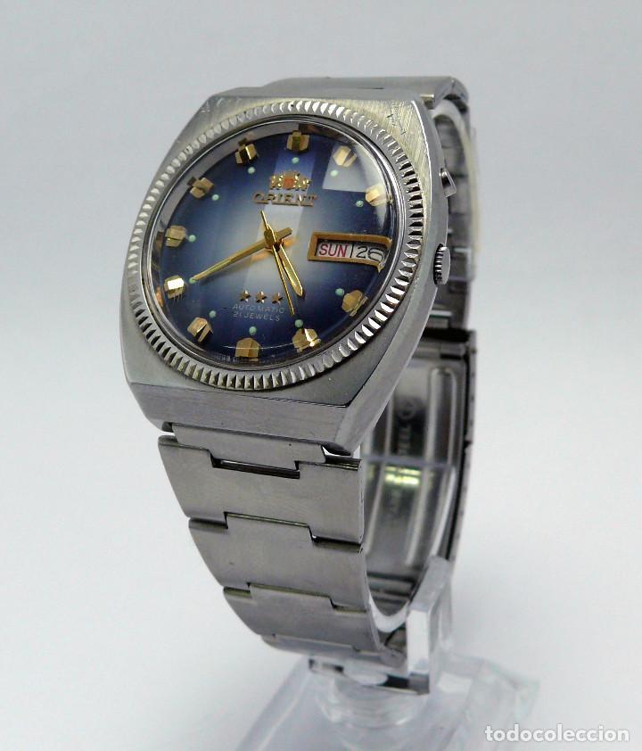 Relojes automáticos: Reloj ORIENT automatico cal. 46963 - Foto 3 - 236626570