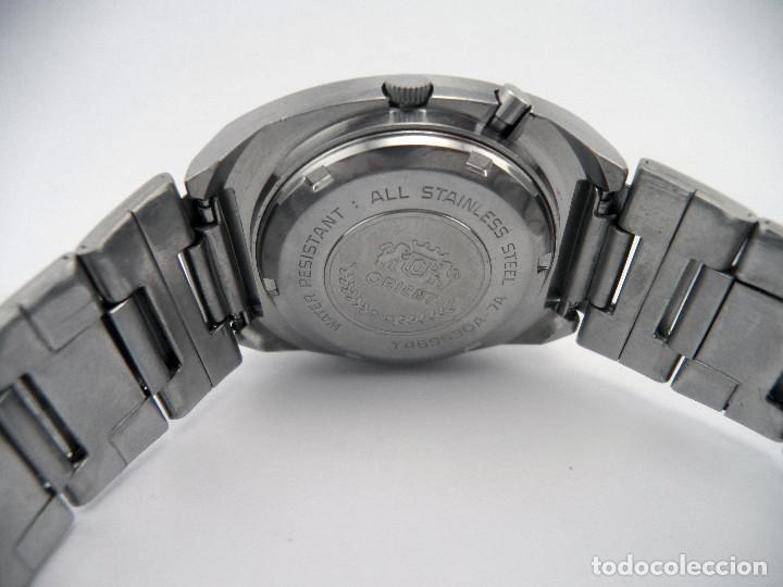 Relojes automáticos: Reloj ORIENT automatico cal. 46963 - Foto 4 - 236626570