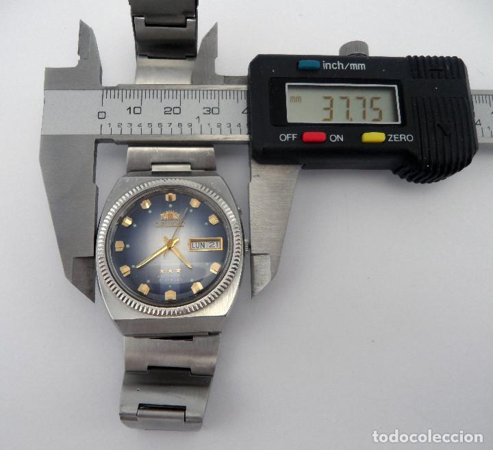 Relojes automáticos: Reloj ORIENT automatico cal. 46963 - Foto 6 - 236626570