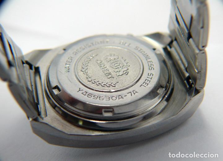 Relojes automáticos: Reloj ORIENT automatico cal. 46963 - Foto 8 - 236626570
