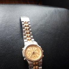 Relojes automáticos: RELOJ SEIKO CHRONOHRAPH FUNCIONANDO. Lote 236743215
