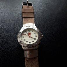 Relojes automáticos: RELOJ RON BACARDI 5 AÑOS. Lote 236744755