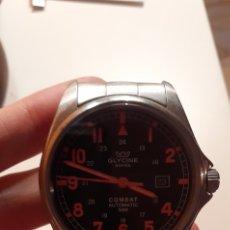 Relojes automáticos: GLYCIN COMBAT. Lote 236745155