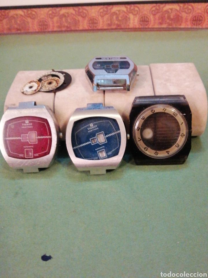 LOTE CAIXAS TISSOT 4 CAIXAS (Relojes - Relojes Automáticos)